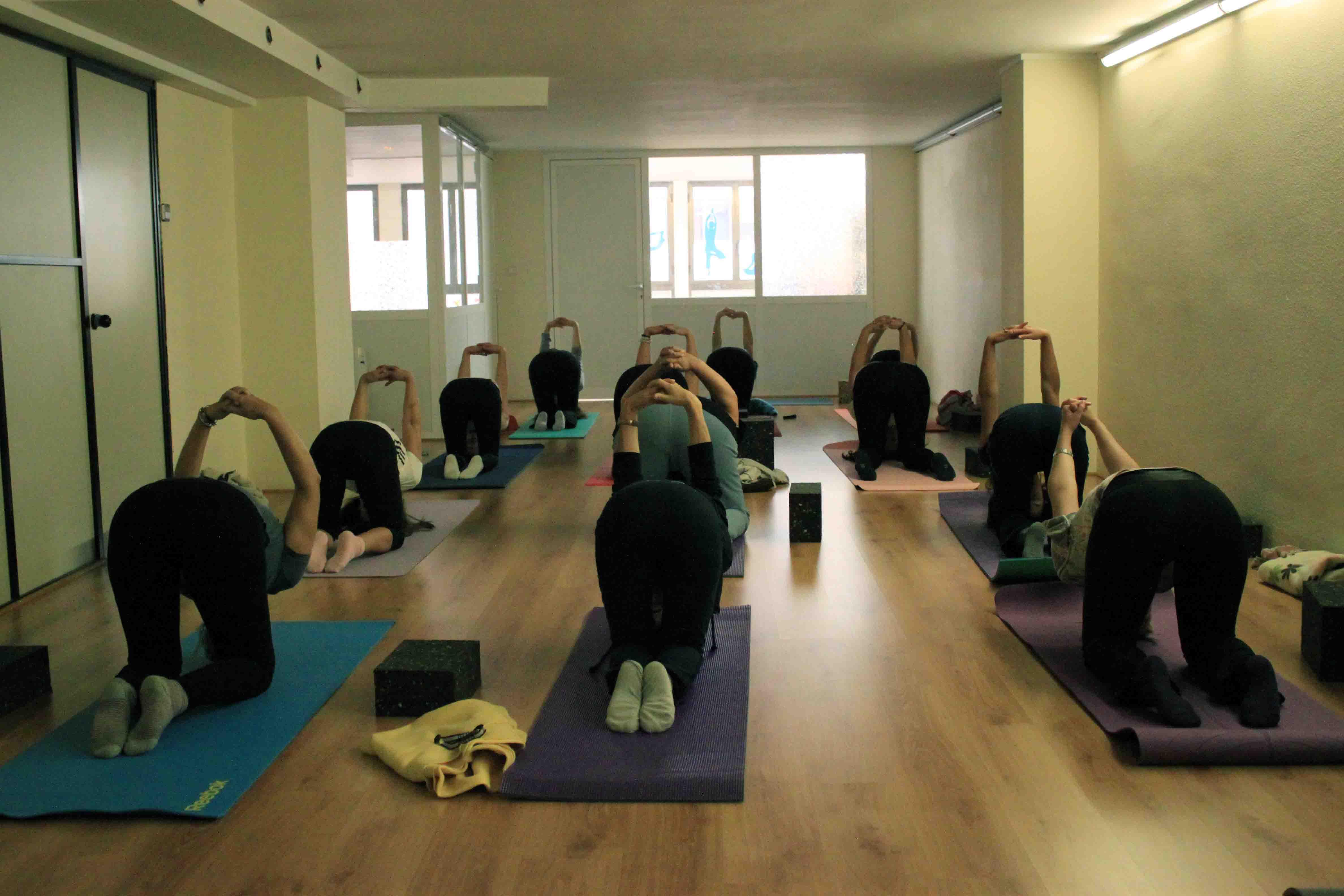 Yoga Soria